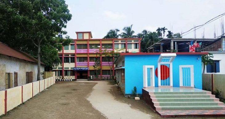 ময়মনসিংহ বিভাগে শ্রেষ্ঠ ''শেরপুর মডেল সরকারী প্রাথমিক বিদ্যালয়''