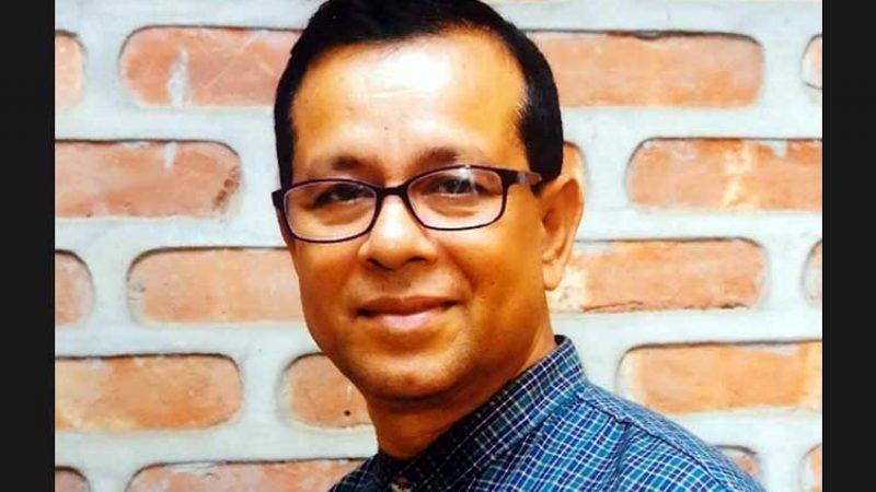 গুরুদয়াল কলেজের ইংরেজি বিভাগের প্রধান ড.এ.কে মাজহারুল হকের মৃত্যু