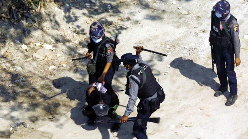 অন্তত ৭০ জনকে হত্যা করেছে মিয়ানমার সেনাবাহিনী : জাতিসংঘ